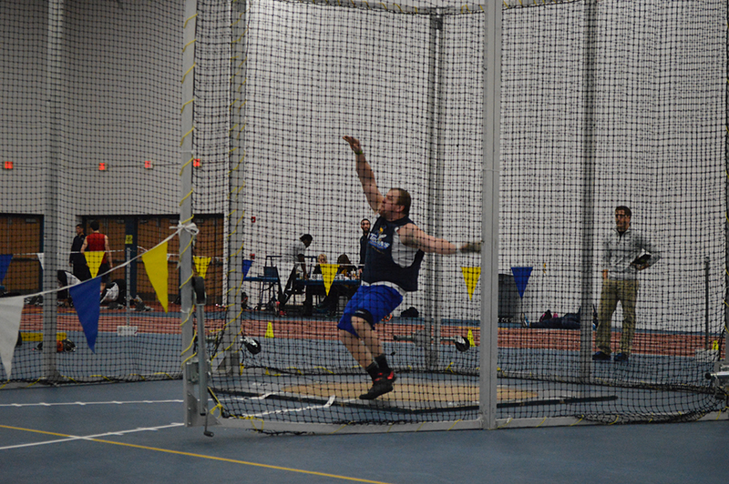 1st Indoor Track @ Buena Vista Relays Photo