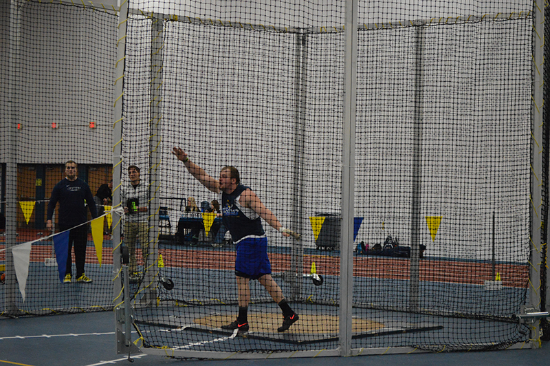 3rd Indoor Track @ Buena Vista Relays Photo