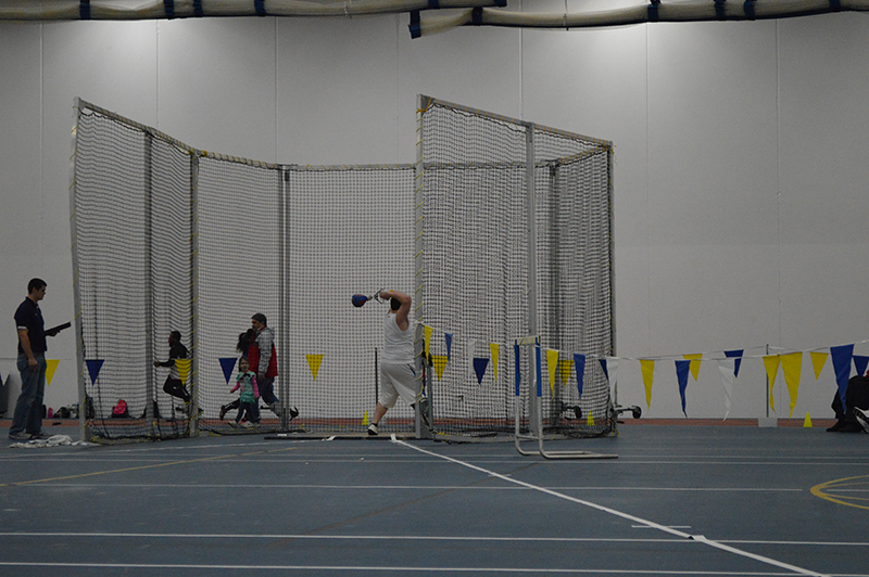 4th Indoor Track @ Buena Vista Relays Photo