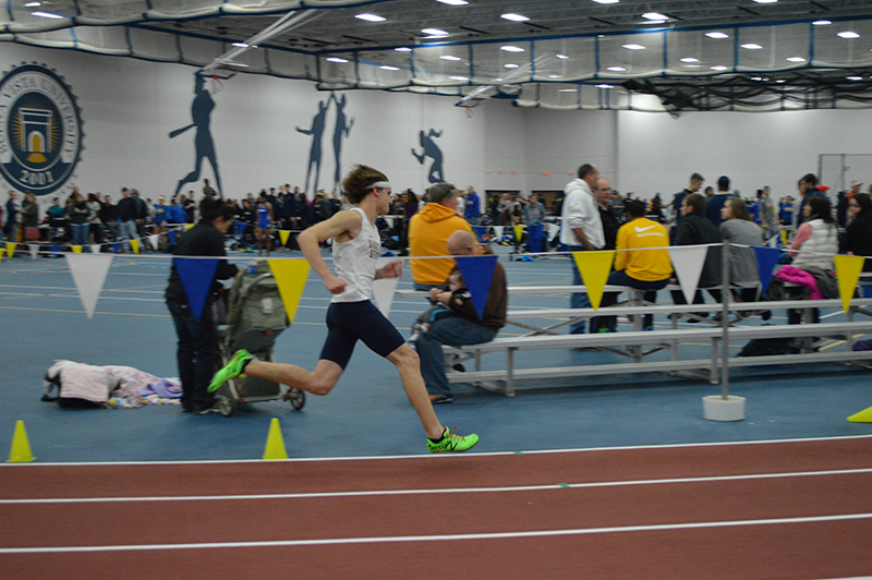 5th Indoor Track @ Buena Vista Relays Photo