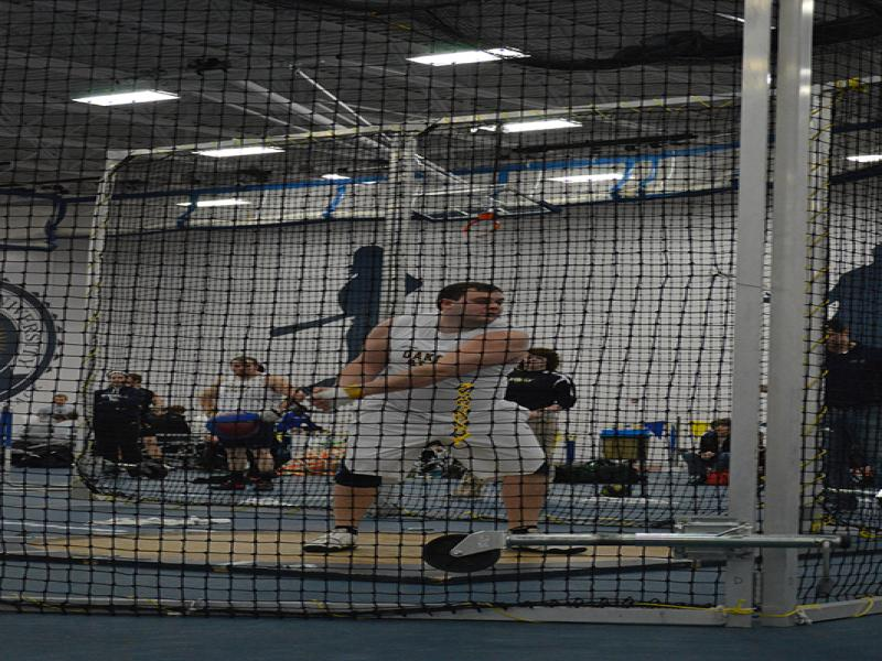 6th Indoor Track @ Buena Vista Relays Photo