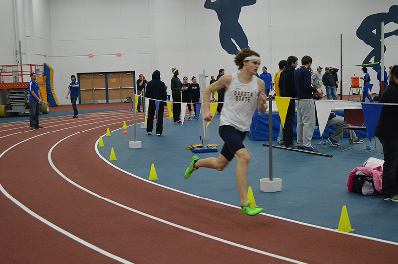 8th Indoor Track @ Buena Vista Relays Photo