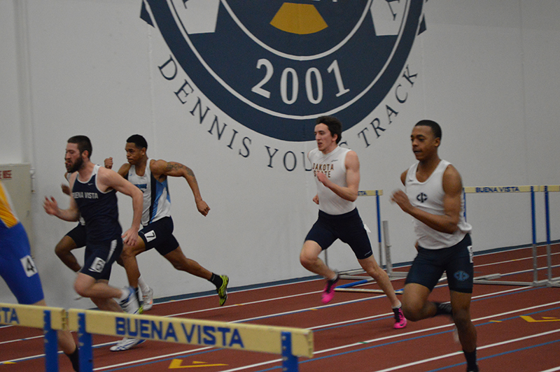 11th Indoor Track @ Buena Vista Relays Photo