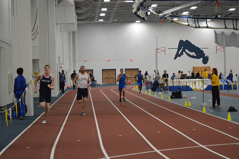 16th Indoor Track @ Buena Vista Relays Photo