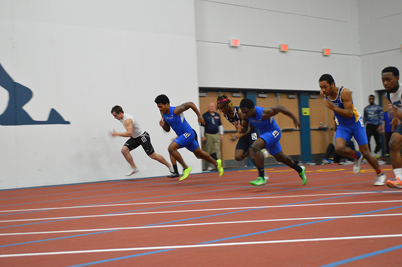 17th Indoor Track @ Buena Vista Relays Photo