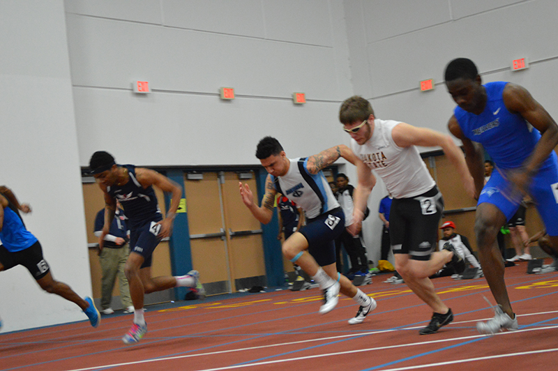 22nd Indoor Track @ Buena Vista Relays Photo