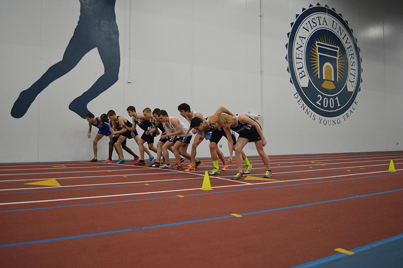 24th Indoor Track @ Buena Vista Relays Photo