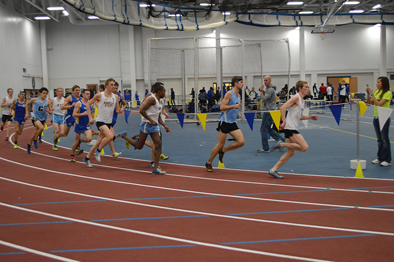 25th Indoor Track @ Buena Vista Relays Photo