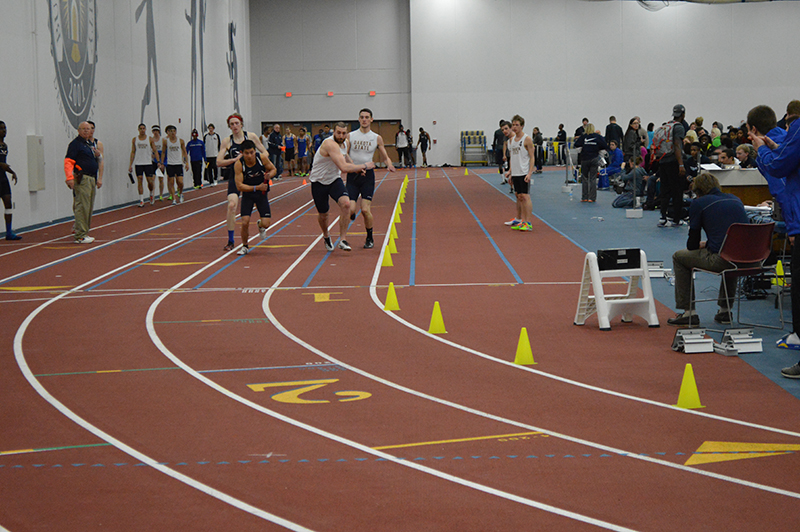 32nd Indoor Track @ Buena Vista Relays Photo