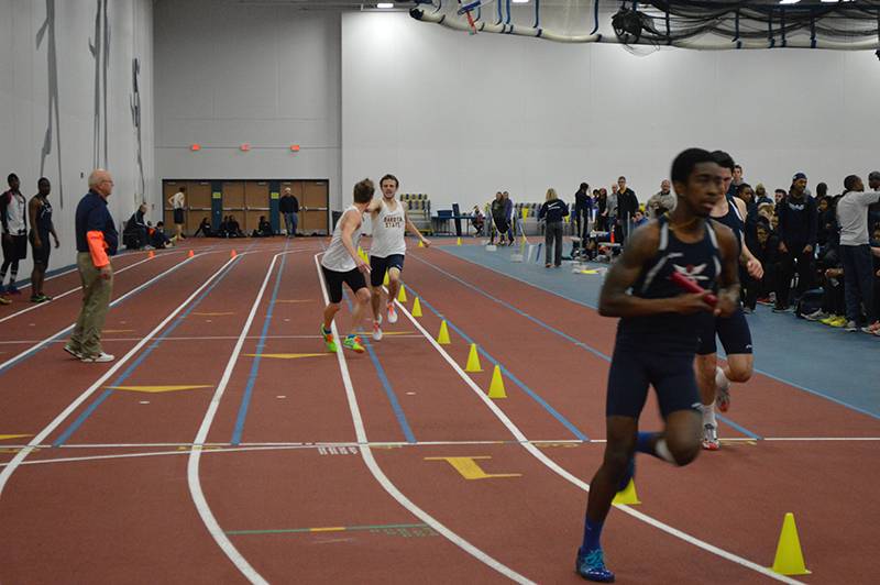 36th Indoor Track @ Buena Vista Relays Photo