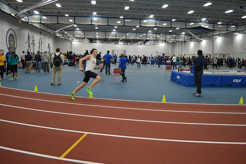 45th Indoor Track @ Buena Vista Relays Photo