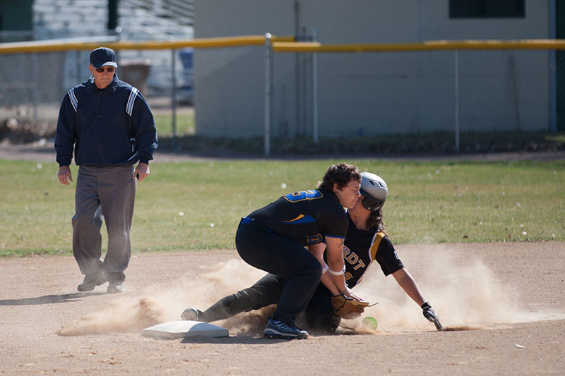 9th Softball vs. Dordt (Iowa) - 4/21/14 Photo