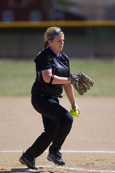 17th Softball vs. Dordt (Iowa) - 4/21/14 Photo