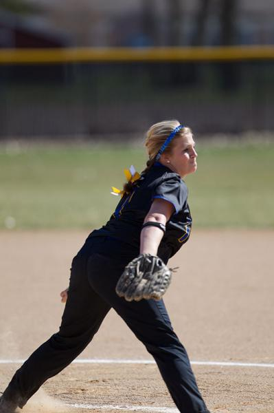 21st Softball vs. Dordt (Iowa) - 4/21/14 Photo