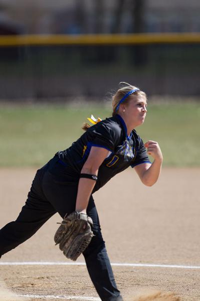 22nd Softball vs. Dordt (Iowa) - 4/21/14 Photo