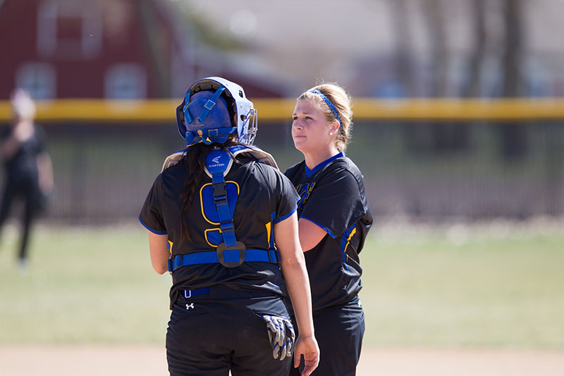 24th Softball vs. Dordt (Iowa) - 4/21/14 Photo