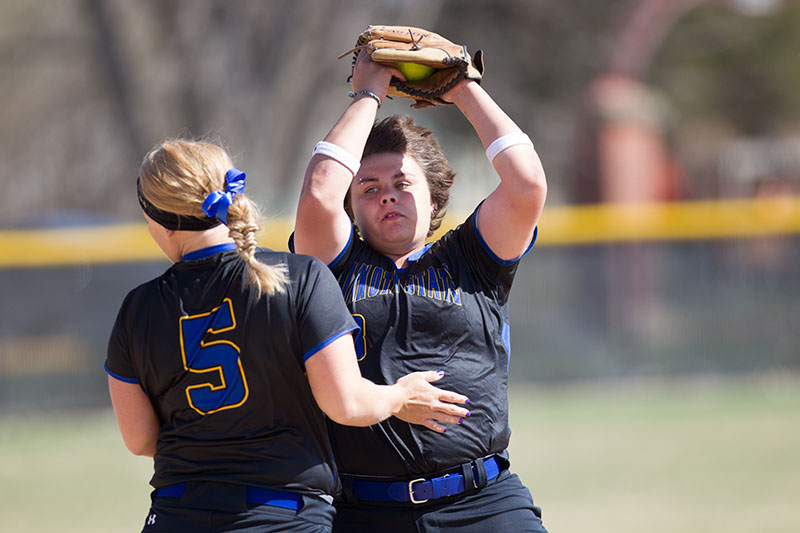 26th Softball vs. Dordt (Iowa) - 4/21/14 Photo