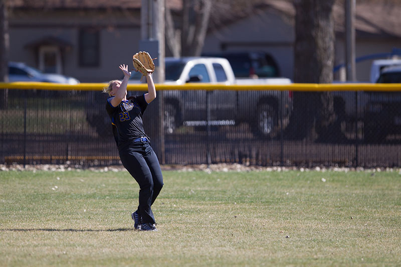27th Softball vs. Dordt (Iowa) - 4/21/14 Photo