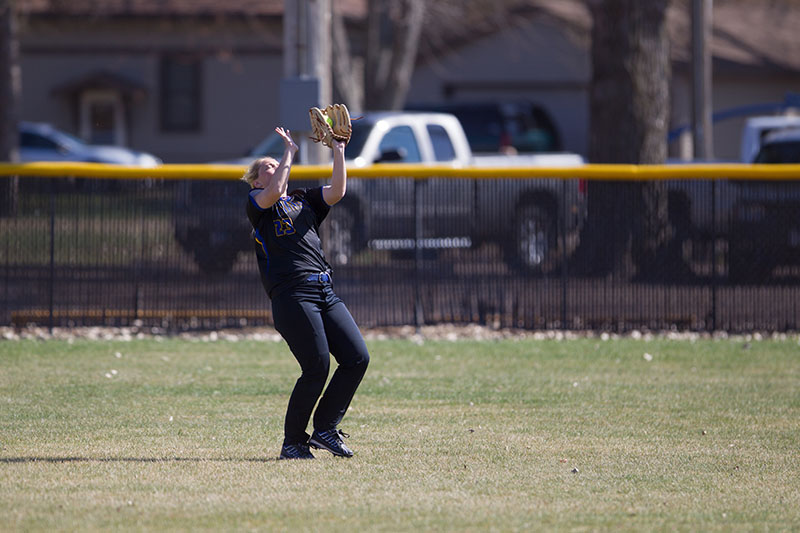 28th Softball vs. Dordt (Iowa) - 4/21/14 Photo