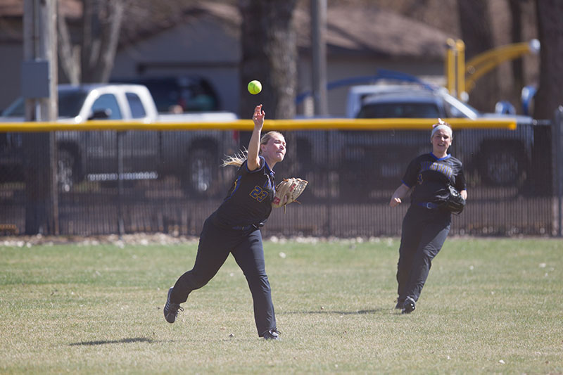 30th Softball vs. Dordt (Iowa) - 4/21/14 Photo