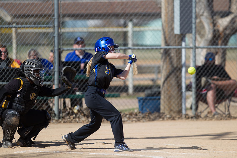 33rd Softball vs. Dordt (Iowa) - 4/21/14 Photo