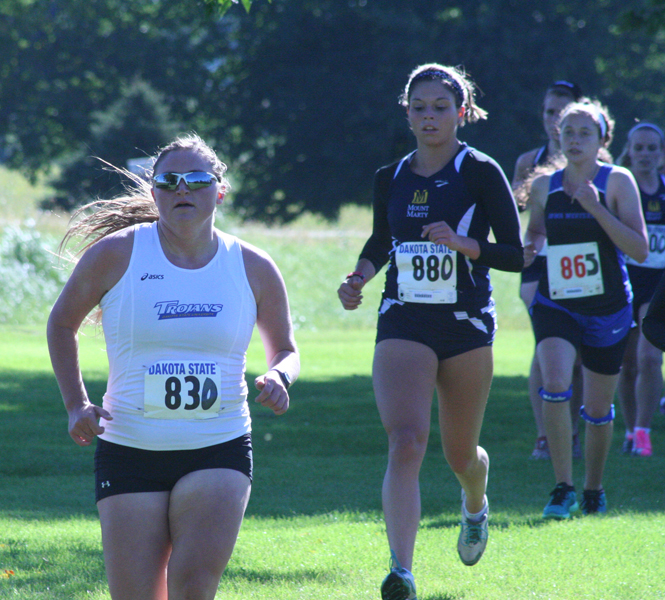 11th DSU/Herb Blakely Invitational - 9/13/14 Photo