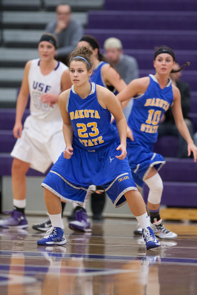 6th DSU Lady T's Basketball @ Sioux Falls (S.D.) Photo