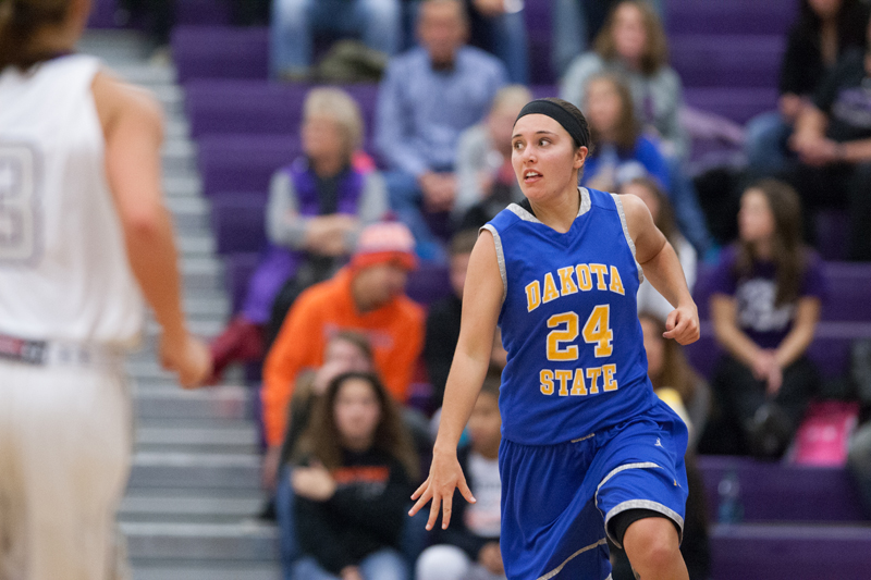 15th DSU Lady T's Basketball @ Sioux Falls (S.D.) Photo