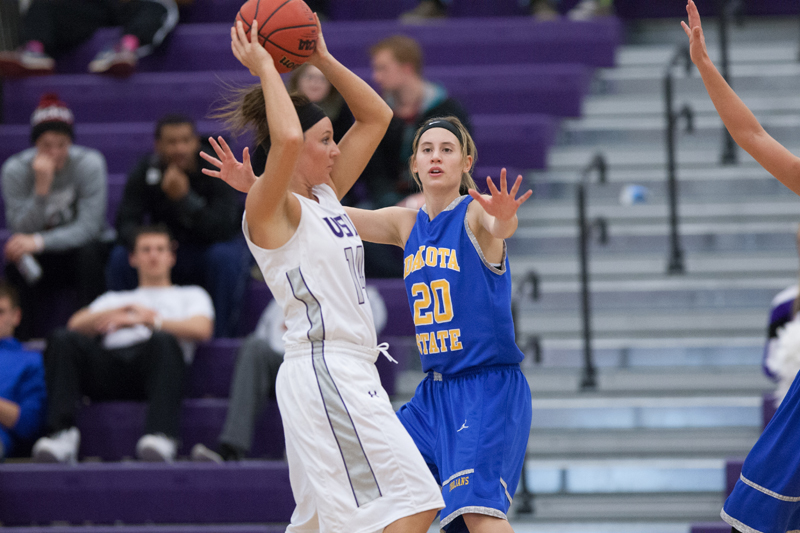 20th DSU Lady T's Basketball @ Sioux Falls (S.D.) Photo