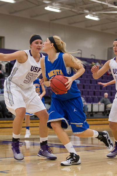 21st DSU Lady T's Basketball @ Sioux Falls (S.D.) Photo