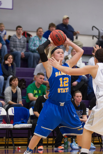 33rd DSU Lady T's Basketball @ Sioux Falls (S.D.) Photo