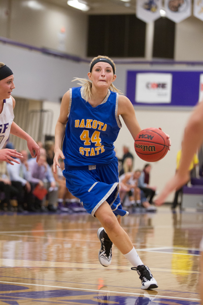 37th DSU Lady T's Basketball @ Sioux Falls (S.D.) Photo