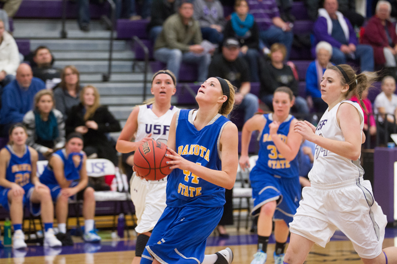 45th DSU Lady T's Basketball @ Sioux Falls (S.D.) Photo