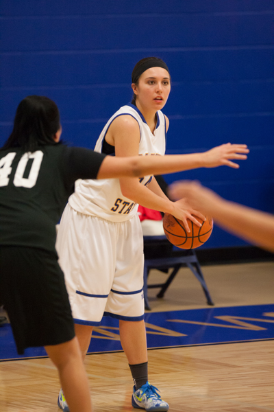 7th DSU Lady T's Basketball vs. Oglala Lakota (S.D.) Photo