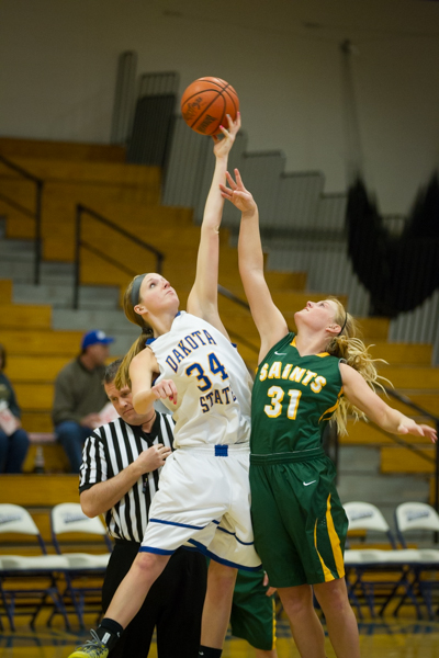Women's Basketball 1st Round NSAA Conference Tournament - Photo 16