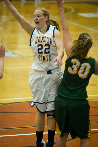 Women's Basketball 1st Round NSAA Conference Tournament - Photo 48
