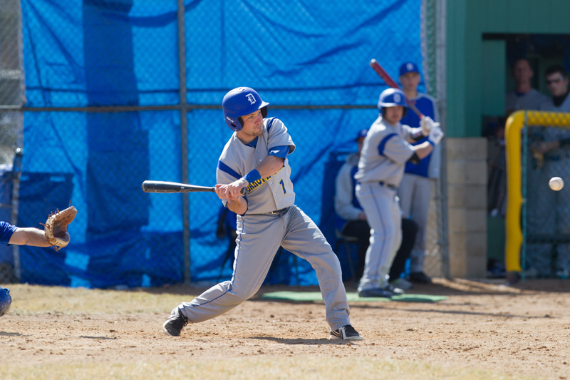 5th DSU Baseball vs. Dakota Wesleyan (S.D.) - Game 1 Photo