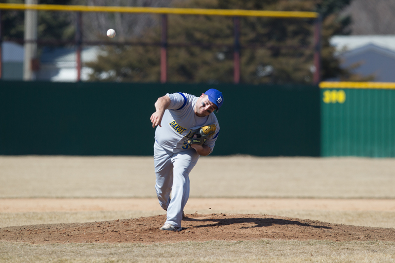 6th DSU Baseball vs. Dakota Wesleyan (S.D.) - Game 1 Photo