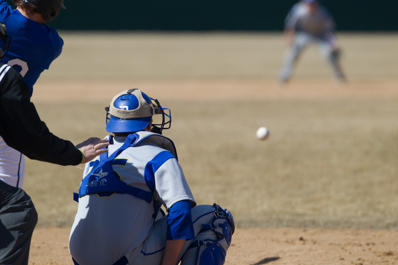 8th DSU Baseball vs. Dakota Wesleyan (S.D.) - Game 1 Photo