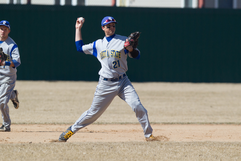 10th DSU Baseball vs. Dakota Wesleyan (S.D.) - Game 1 Photo