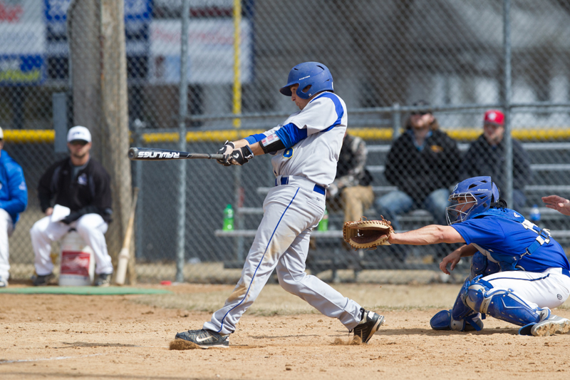 14th DSU Baseball vs. Dakota Wesleyan (S.D.) - Game 1 Photo