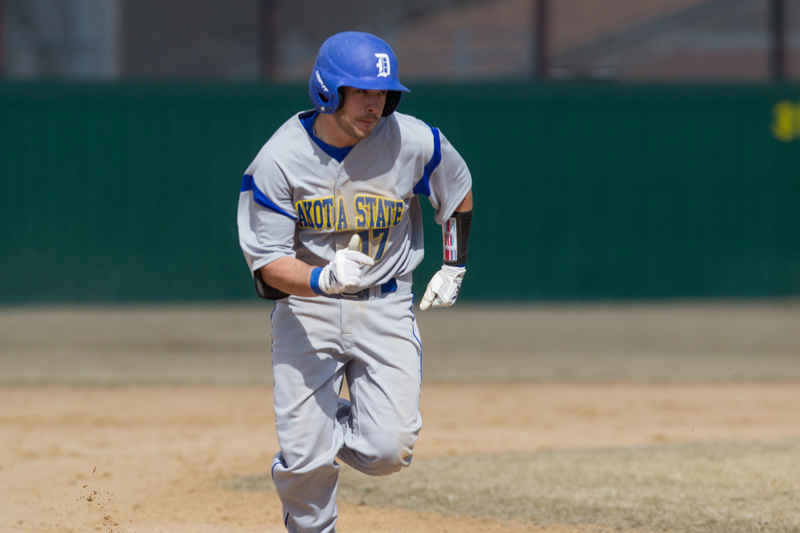15th DSU Baseball vs. Dakota Wesleyan (S.D.) - Game 1 Photo