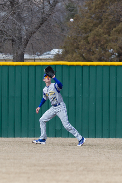 18th DSU Baseball vs. Dakota Wesleyan (S.D.) - Game 1 Photo
