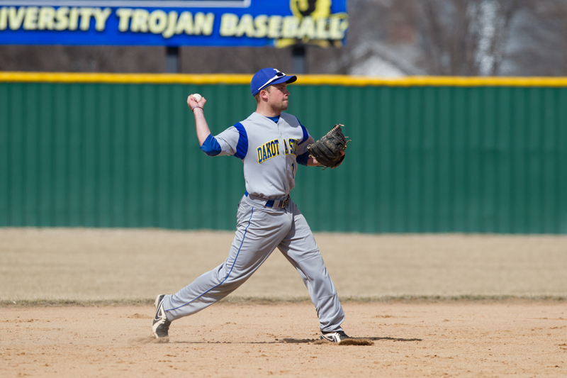 23rd DSU Baseball vs. Dakota Wesleyan (S.D.) - Game 1 Photo