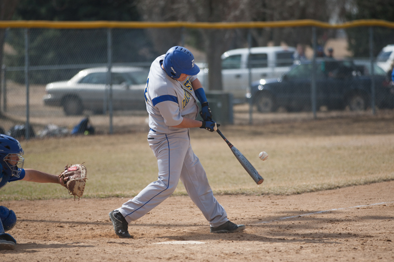 27th DSU Baseball vs. Dakota Wesleyan (S.D.) - Game 1 Photo