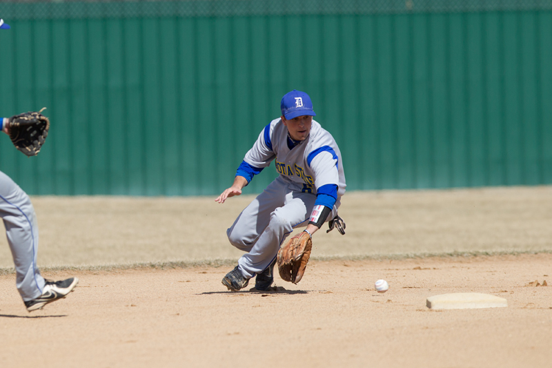 30th DSU Baseball vs. Dakota Wesleyan (S.D.) - Game 1 Photo