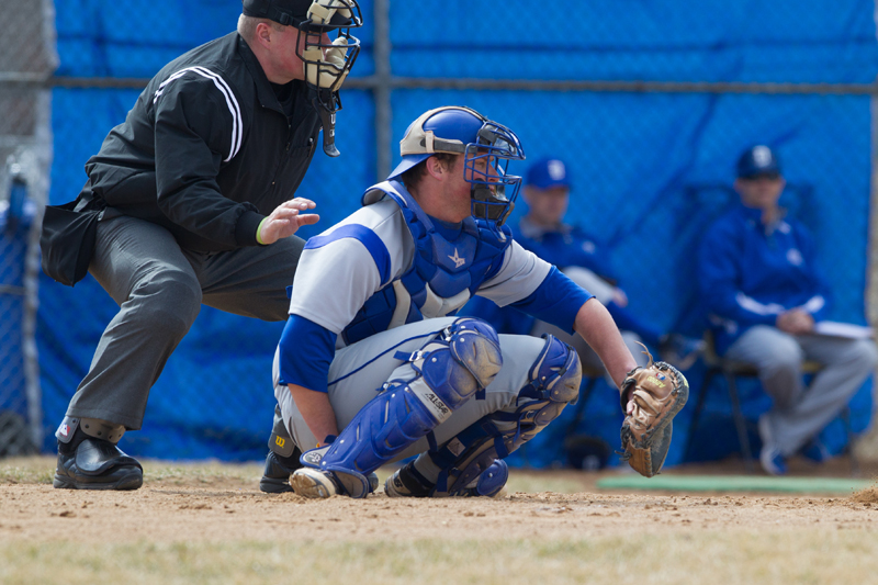 39th DSU Baseball vs. Dakota Wesleyan (S.D.) - Game 1 Photo