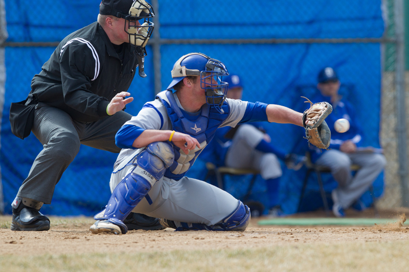 40th DSU Baseball vs. Dakota Wesleyan (S.D.) - Game 1 Photo