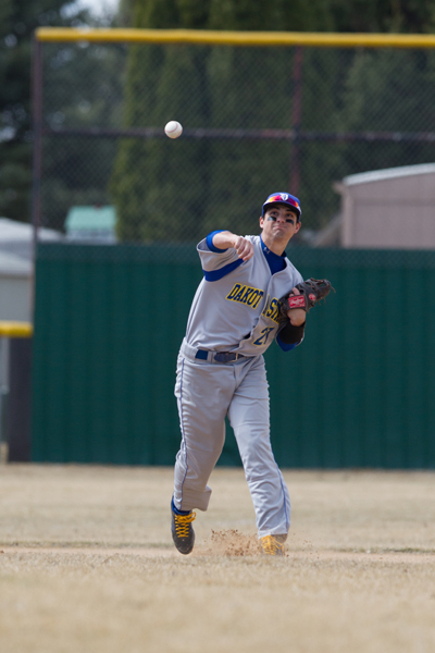 42nd DSU Baseball vs. Dakota Wesleyan (S.D.) - Game 1 Photo