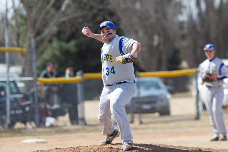 46th DSU Baseball vs. Dakota Wesleyan (S.D.) - Game 1 Photo
